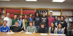 Glen Rock High School Announces Students of the Month for March